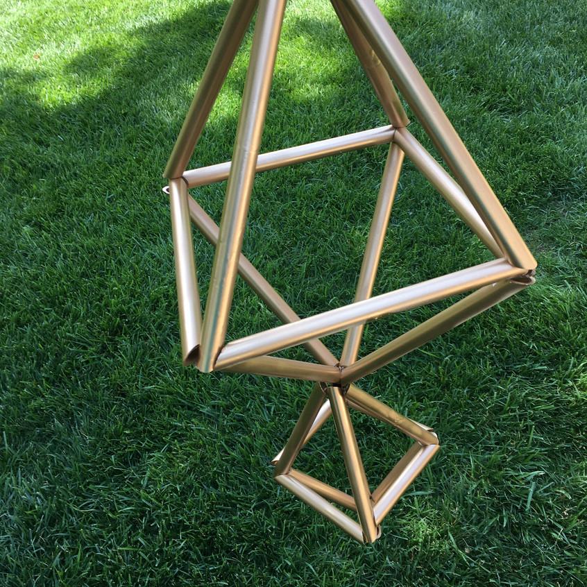 CEA Geometric Sculpture Build