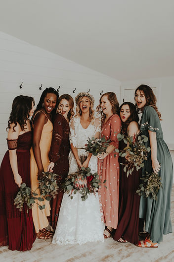 Bohemian Wedding by Couture Ever After // Photo by Liz Rudman