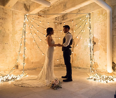 Modern Wedding by Couture Ever After / Photo by Justin Lister