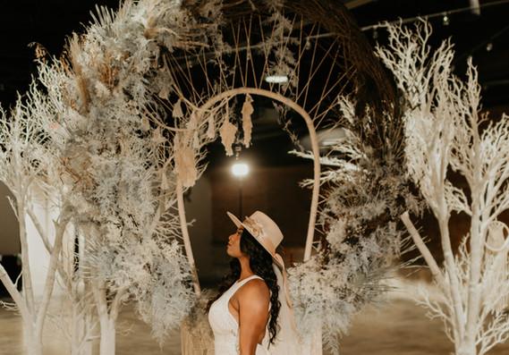 CEA Wreath Swing Dream Catcher