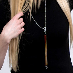 the afterglow necklace