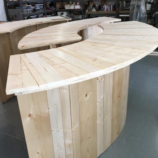 CEA Circle Bar Build