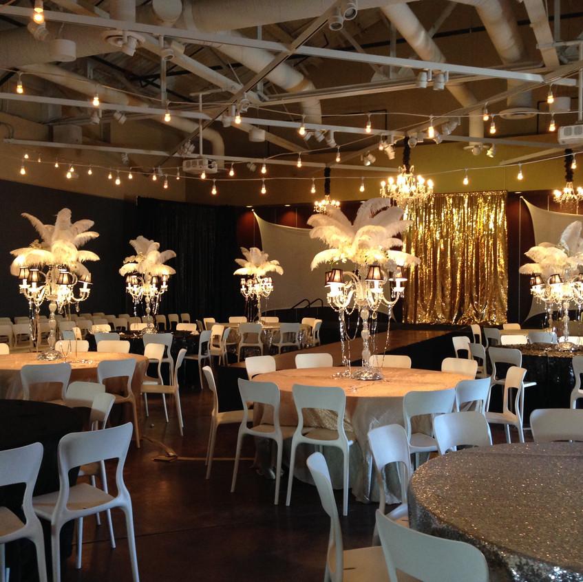 Gatsby Party Main Room