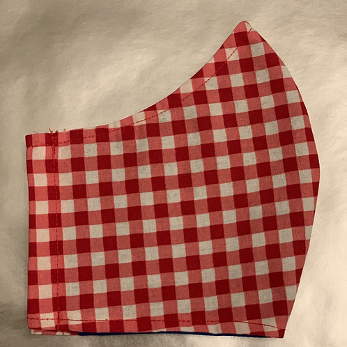 Gingham Style in Red