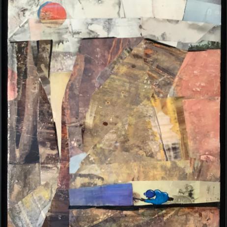 Judy Hower -Blue Gems