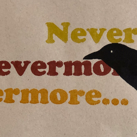 Nevermore by Cathy Vigor