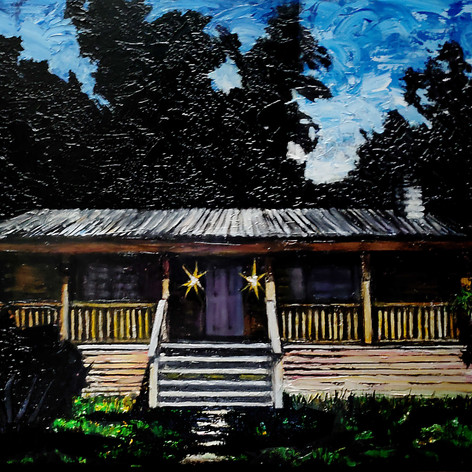 Jill Baker - Stark Cabin Red River Gorge