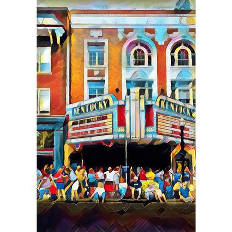 Sid Webb - Ky Theater
