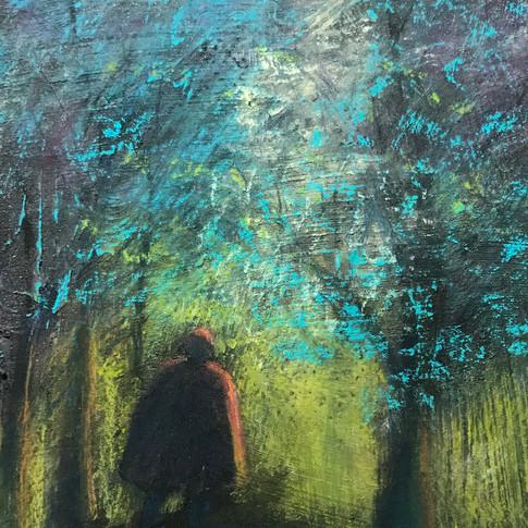 I Walk Alone by Deborah Thornberry