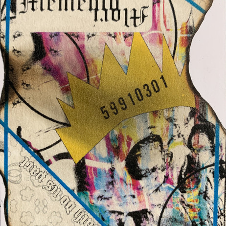 Memento Mori by Vincent Whelan