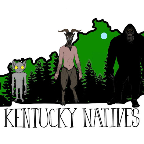 Stephanie Parker - Kentucky Native Folklore