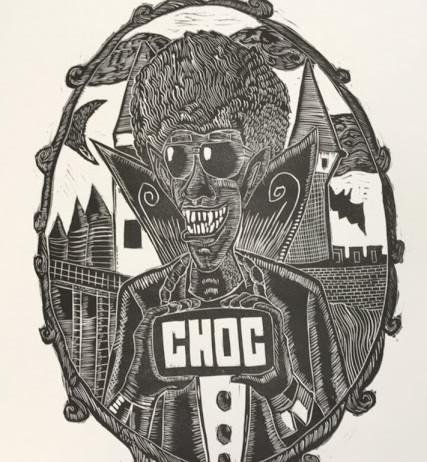 Count Choc Rock by Stephen Wiggins