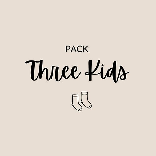 Pack de 5 | Clássicas