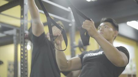 BOSS 健身工作室  Man