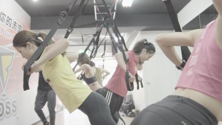BOSS 健身工作室  Girl