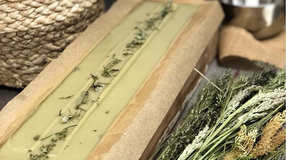 Revitalise Shampoo: Sage, Cedar, Orange, Verbena & French green clay N°18