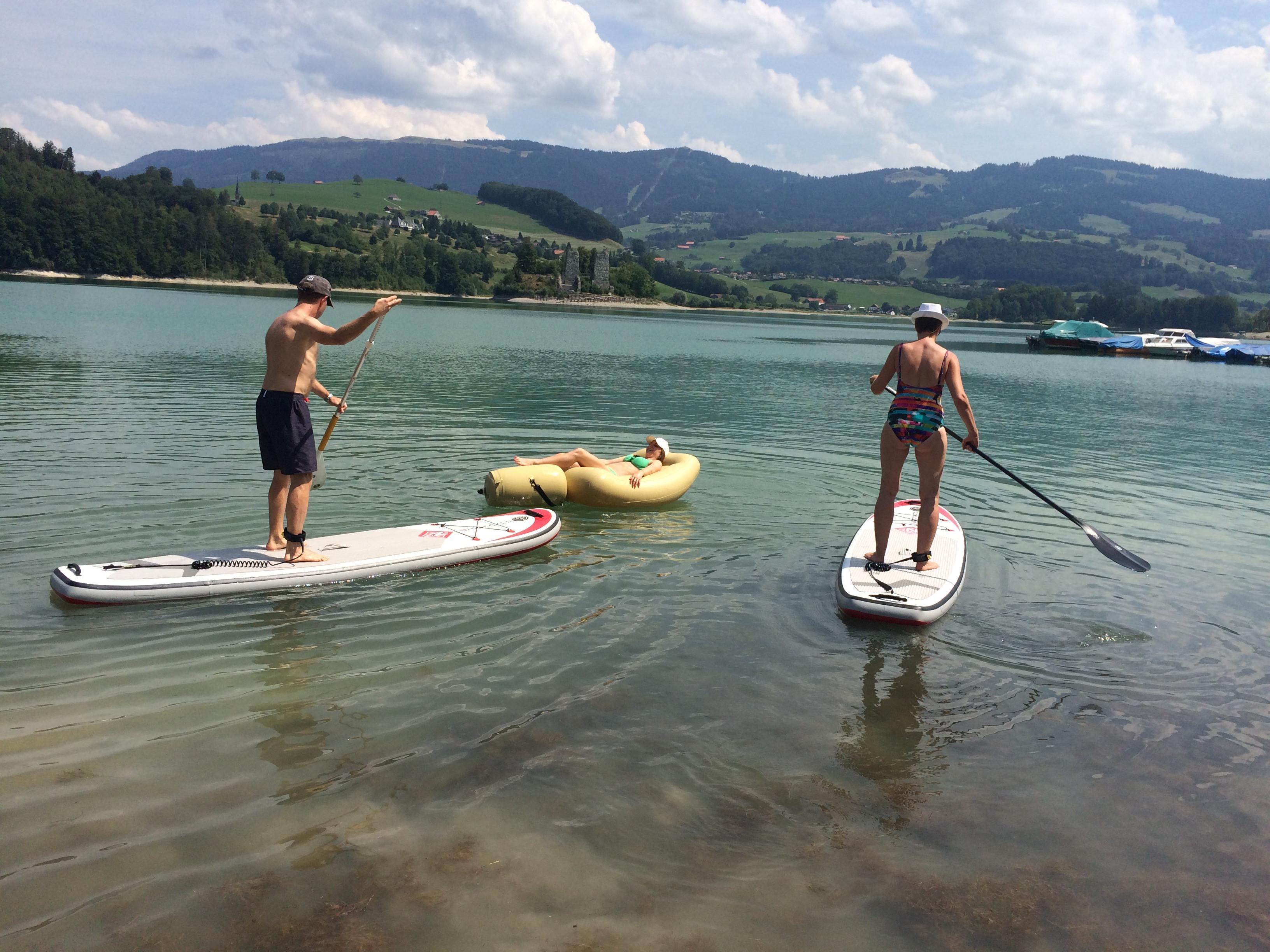Paddle pour 3 jours