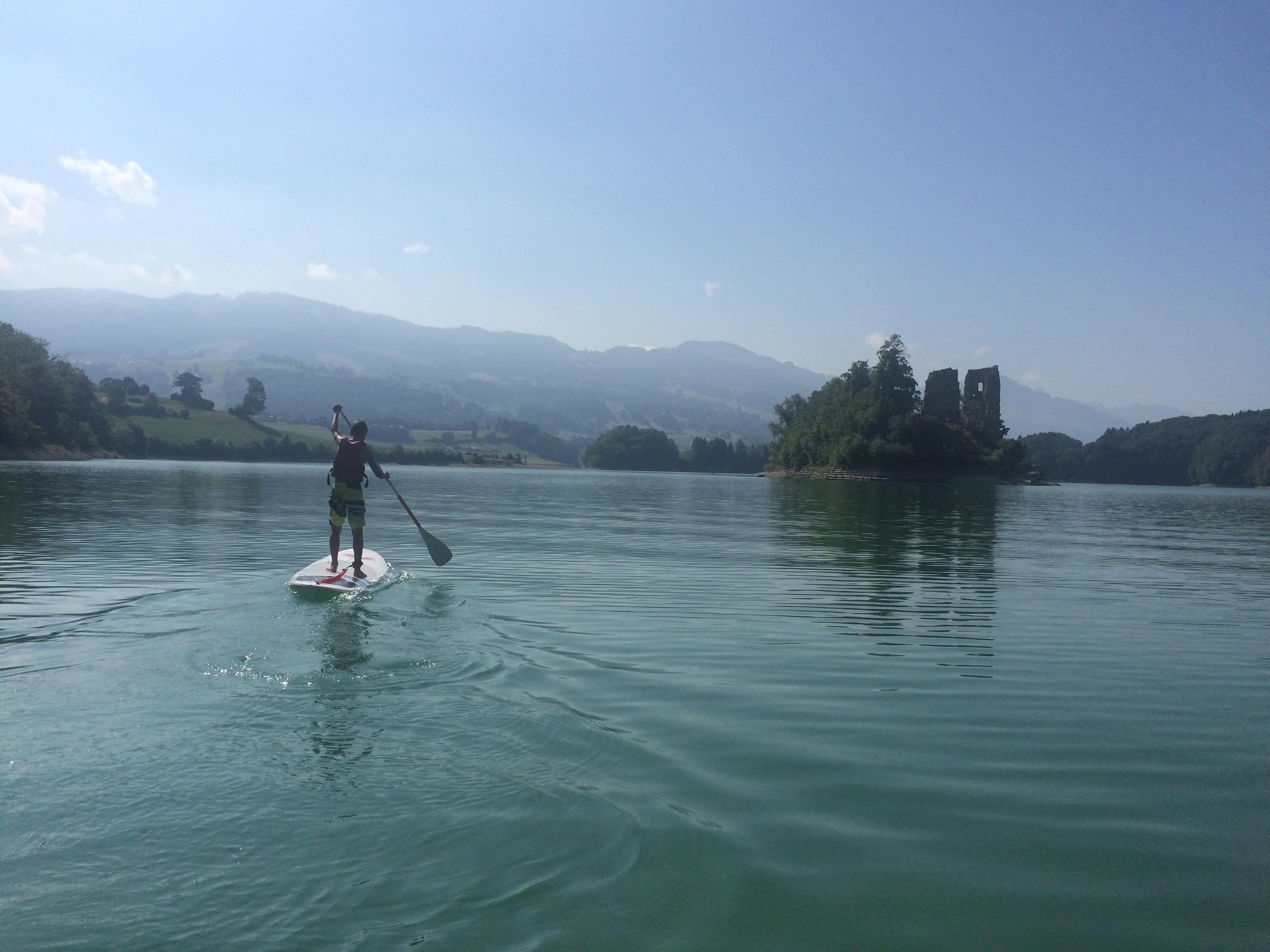 Paddle pour 4 jours