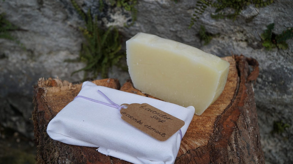 Handmade True Lavender Soap N°12