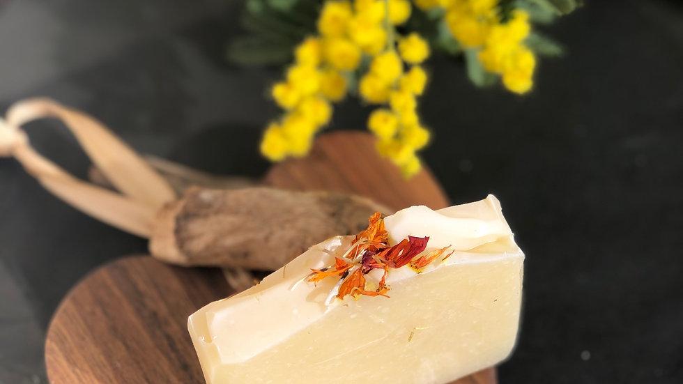 Handmade Neroli (orange flower) Soap N°14