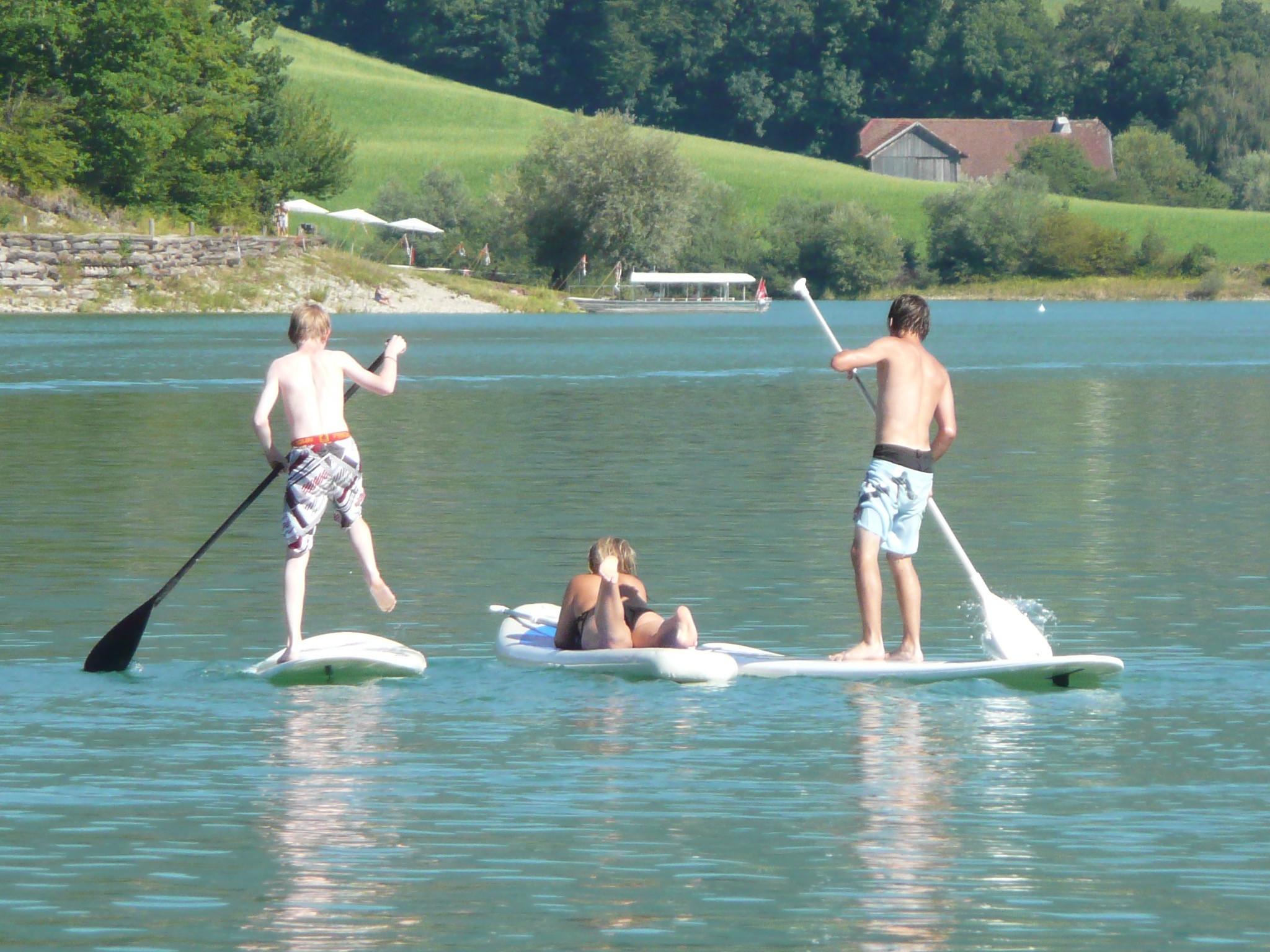 Paddle à la journée