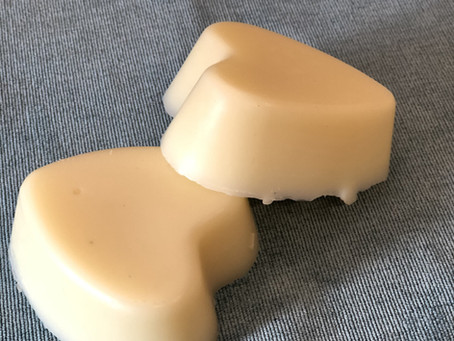 The transition to Solid Shampoo & Conditioner bars