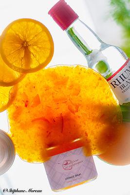 Confiture Orange Rhum