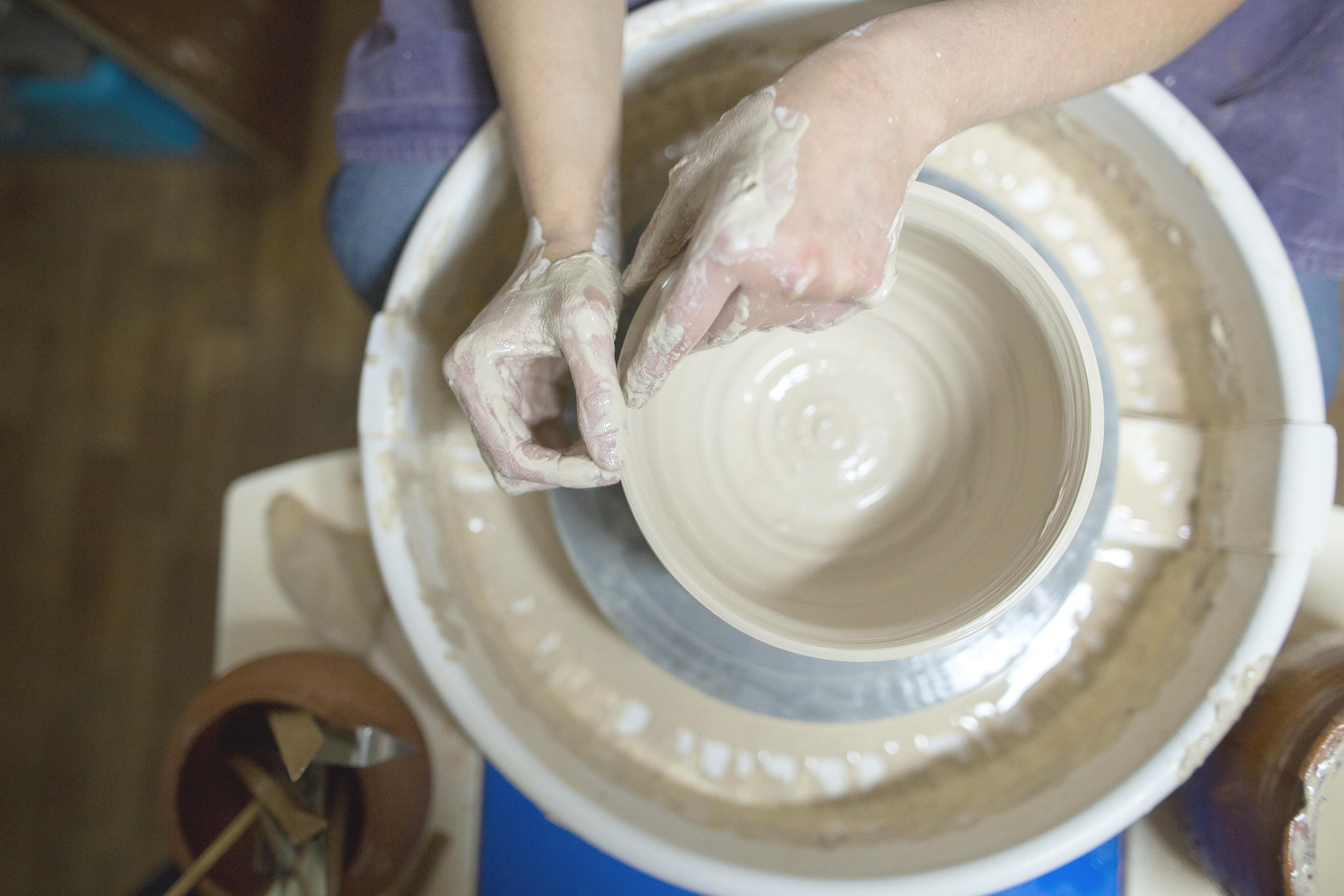 Keramik-Workshop