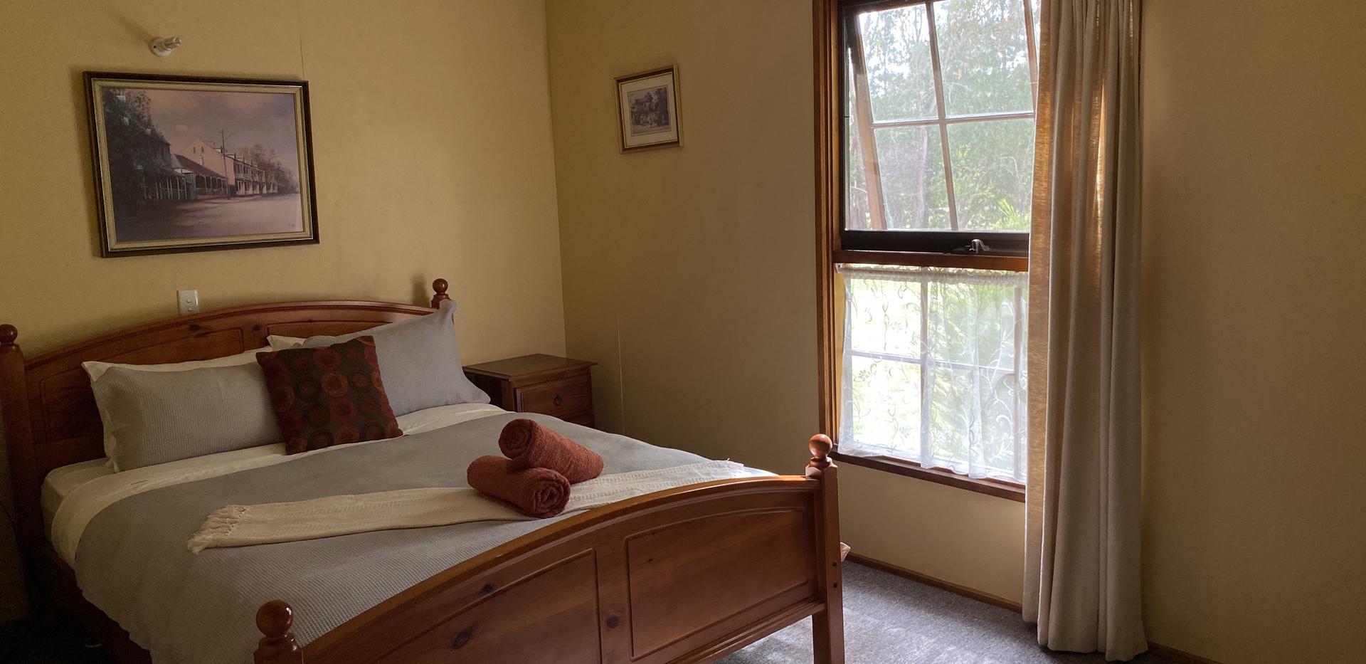Goulburn bed1
