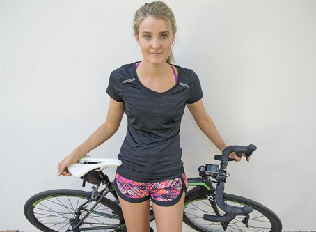 OUR ANTHEA STANDING UP! FOR CYCLISTS