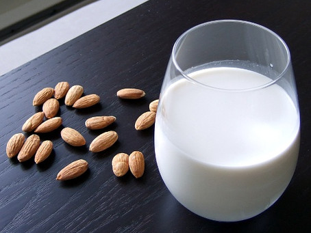 SILKY ALMOND MILK RECIPE