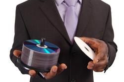 CD & DVD Duplication
