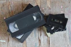 Video Conversion & Digitizing