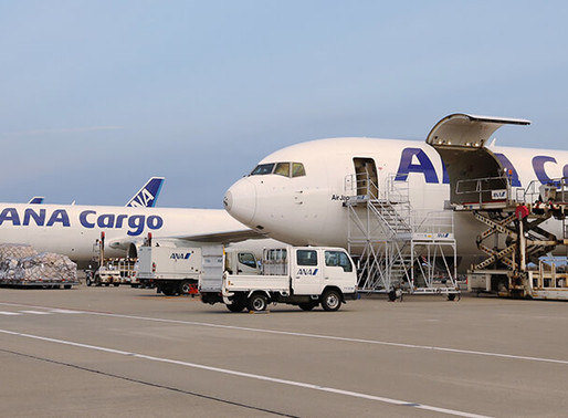 ANA、4月の貨物臨時便は285便 ANA has 285 extra cargo flights in April