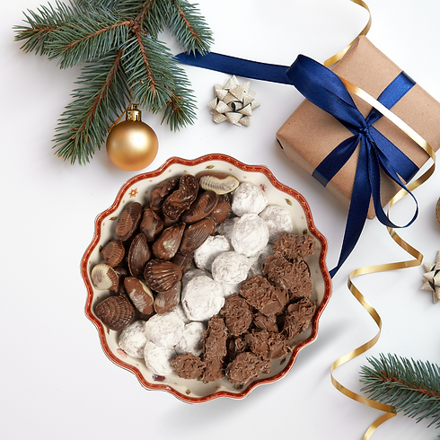 ChocoJa Wieze - chocolade eindejaarscollectie