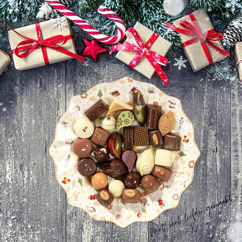 ChocoJa Wieze - chocolade geschenkideeën voor Kerst en Nieuwjaar