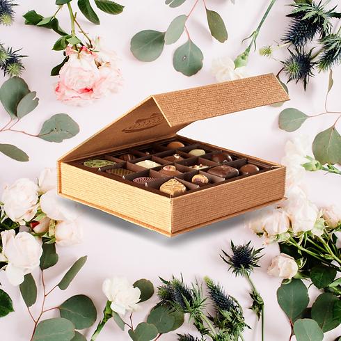 ChocoJa Wieze - luxe geschenkdoos met pralines