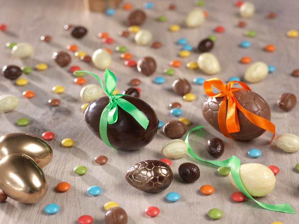 ChocoJa Wieze Chocolade Paaseieren