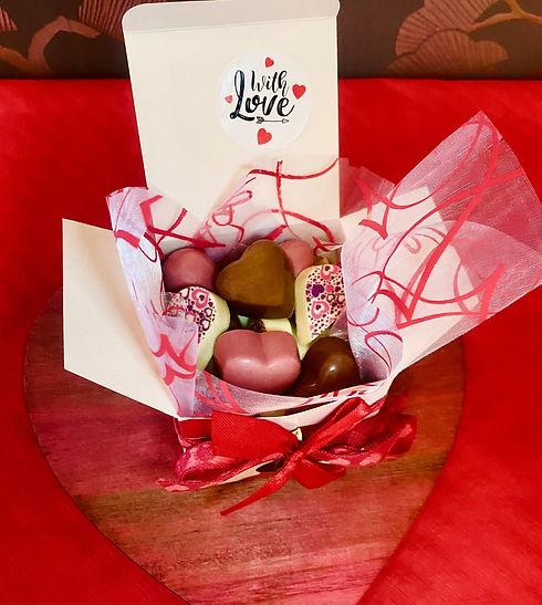 ChocoJa Wieze - chocolade Valentijnscadeau