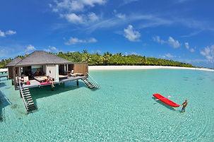 Paradise-Island-Resort-water-villa-lowre
