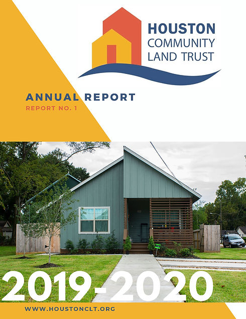 Cover of Final HCLT Annual Report 2019-2