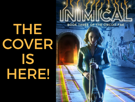 INIMICAL's Cover is Here!
