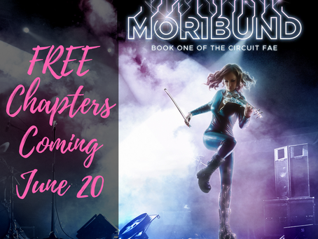 Moribund Free Chapters: Coming June 20th!