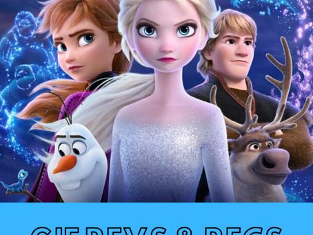 GIE Revs and Recs: Frozen 2