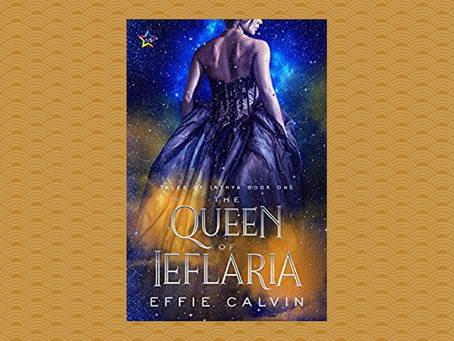 GIE Reads: The Queen of Ieflaria