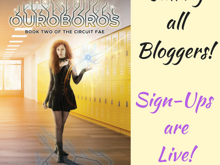 OUROBOROS Launch Tour: Sign-Ups are Live!