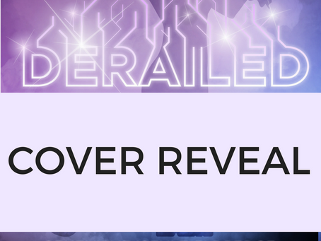 Cover Reveal: DERAILED!
