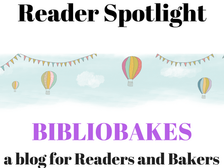 Reader Spotlight: Bibliobakes!