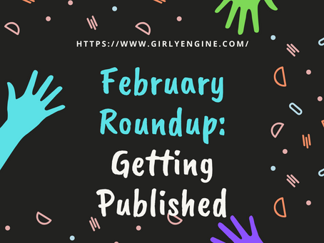 February Roundup: How to get Published
