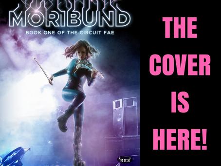 Cover Reveal: MORIBUND!
